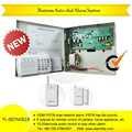 Producto de china! Industrial inalámbrico de alarma gsm uso + pstn panel de control( yl- 007m3gx)