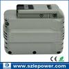 ex-factory price NI-HM for dewalt 2000mAh high voltage 24v power tool Battery