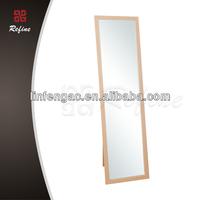 Latest wooden framed mirror living room furniture for sale