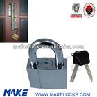 MK613-G2 High quality hardened steel door padlock