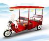 Battery operate rickshaw