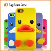Rubber duck 3d cartoon phone case