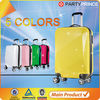 printing abs traveling trolley luggage for girls