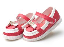 Wholesale china factory 2014 fashion beautiful fancy baby girl shoes dress shoes