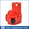 12v 2000mAh ni-cd power tool battery pack for Makita 1220 1220 1222 1233 1234 192681-5