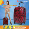 fashion business luggage case with abs pc material