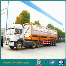 liquid asphalt tanker trailer low price of CIMC fuel tanker truck CMIC tanker trailer