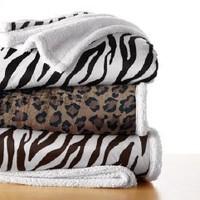 100% Polyester Fleece Hotel Blanket