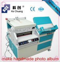 High precision Digital photo album making machine with CE standard
