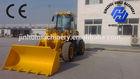 European style 2 ton wheel loader with 1.1cbm bucket