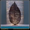 metal leaf wall art/metal art for home decor