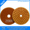 "3""/80mm 2000 grit stone polishing abrasives of diamond pad"