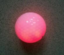 night play golf ball driving range