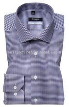 Slim, cutaway collar, button cuff shirt, MADE IN EU