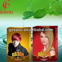 SAISI professional hair color salon pictures/hair dye pictures