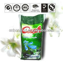 import OEM chemical washing powder & detergent