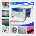 flatbed table laser cutter/co2 laser cutting machine JQ1390