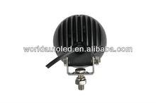 high power 25W round shape,12V DC,led spot beam work light