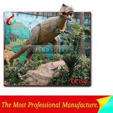 Outdoor Exhibition Animatronic Realistic Dinosaur For Fair