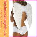 en kaliteli sıcak beyaz model Mini tüy melek kanadı