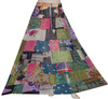 Designer Women Cotton Patchwork Long Skirt Gypsy Hippie Skirts With Patch Work