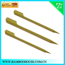 various sizes disposable bamboo skewer bamboo stick bamboo pick with custom logo