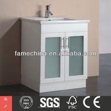 bathroom vanity storage Hangzhou Wall Mounted Europe Style bathroom vanity storage