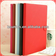 hot selling 360 rotating case for ipad air leather cover