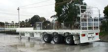 Stonestar Extendable Drop Deck Trailer with Australian ADR Certification