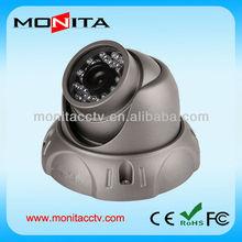 """1/3"""" Sony 700TVL EFFIO-E CCTV IR vandalproof dome camera"""