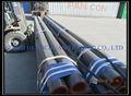 sch152 negro de tubos de acero para la ronda de rodillos para bandas