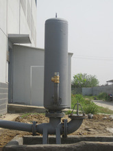 24hours Farm Agricultural Hydraulic Ram Pump Water pumping machine system lift more than 50ton per day