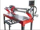 Semi-automatic glass cutting machine