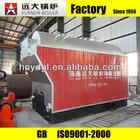 rice husk hot water boiler 1 ton-6 ton 1.0-1.6 mpa fire and water tube
