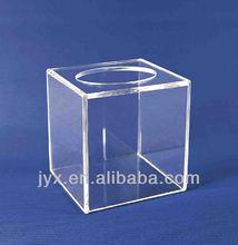 Top acrylic Acrylic box for storage