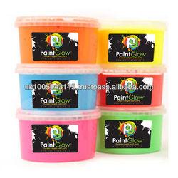 Paint party paint - UV, Neon, Fluorcent 2kg paint party powder for paint parties