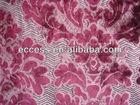 jacquard velvet fabric for curtain sofa