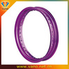 Aluminium Motorcycle Rim MT Model 1.85x14/16/17/18/19/21 36H