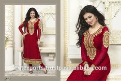 New Ayesha Takia Exclsuive Designer Anarkali Suits