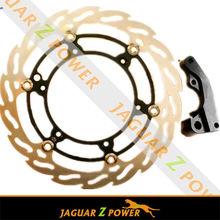 Motocicleta discos de freno para frenos MOTO flame disc