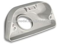 rapid prototype pump case model/cnc aluminium machining