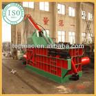 22 KW motor power Hydraulic Metal used scrap metal balers