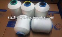 20D spandex 75D polyester for knitting socks, jeans