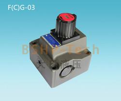 flow control valves/check valves F(C)G-03/02/01/06