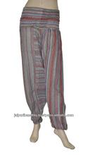 Wholesale Harem Trouser Indian Gypsy Boho Pants Yoga Trousers Dance Trousers