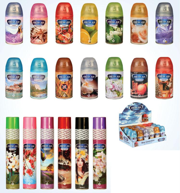 Tropic Fresh Air Fresheners 400 ML - 300 ML