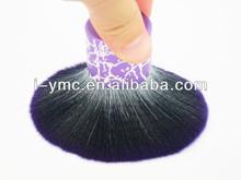 metal short handle make-up kabuki brush