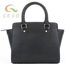 2014 famous tote PU brand handbag quality bags