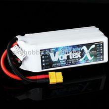 2200mAh 6S 40C Max 80C 22.2V XT60 lithium ion battery/lipo battery NANO TECH RC