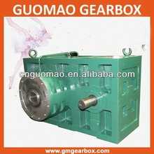 squeezing gear reducer for plastic extrusion machine